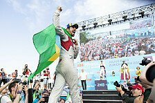 Formel E - Video: Formel E: Audi-Star Lucas di Grassi im großen Interview