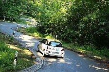 Deutsche ADAC Opel Rallye Cup-Talente im Aufwind