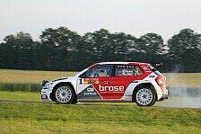 Dreikampf an der Spitze in der Deutschen Rallye Meisterschaft