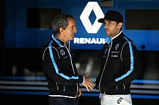 Formel E: Alain Prosts Sohn Nico fliegt bei Renault e.dams raus