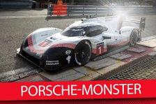 Rekord-Porsche 919 EVO - Andre Lotterer: Da braucht man Eier