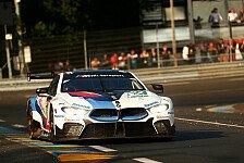 24h Le Mans 2018: BMW erhält Zugeständnisse für den M8 GTE