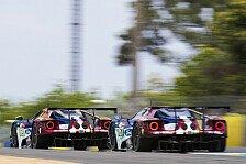 24 h von Le Mans - Video: 24h Le Mans Video: Mega-Duell zwischen Porsche und Ford