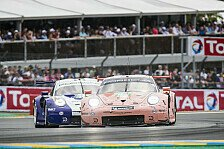 24h Le Mans: Porsche verteidigt Titel mit 4 Autos