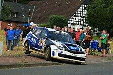 Markus Drüge baut Führung im ADAC Rallye Masters weiter aus