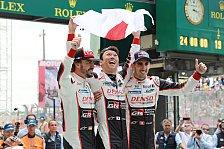 24H Le Mans 2018: Live Ticker - Alonso-Toyota gewinnt