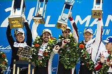 Fernando Alonso: Le-Mans-Sieg hat Einfluss auf Zukunft