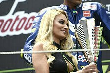 MotoGP - Bilder: Katalonien GP - Grid Girls