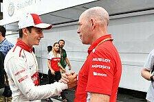 Formel 1: Ex-Schumi-Ingenieur wird Schlüsselfigur für Leclerc
