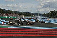 Formel 1 - Für mehr Action: Frankreich GP will Strecke ändern