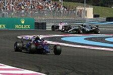 Formel 1: Crash-Debakel für alle Franzosen - Ocon: Einfach dumm