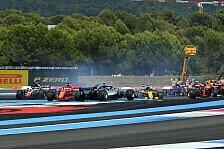 Sebastian Vettel nach Frankreich-Crash: Kann nichts dafür