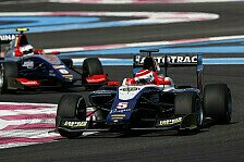 GP3 Silverstone: Piquet mit Premierensieg vor Alesi