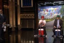NASCAR - Video: Ex-NASCAR-Pilot Dale Earnhardt Jr.: Rennen gegen Jimmy Fallon