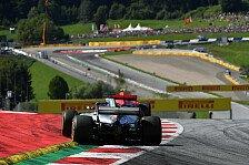 Formel 1: Österreich will strenges Sicherheitskonzept für GP