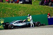 Formel 1, Mercedes noch in Sorge: Spielberg-Motoren beschädigt?