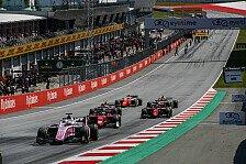 Formel 2, Formel 3 Spielberg 2019: News-Ticker Österreich GP