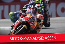 MotoGP - Video: MotoGP Assen 2018: Das Wahnsinnsrennen in der Analyse