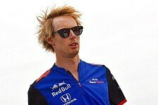 Formel-1-Zeugnis: Brendon Hartleys Saison-Fazit 2018