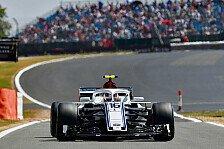 Leclerc in Silverstone: P9, Haas für Sauber im Quali schlagbar?