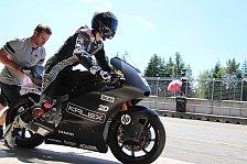 Moto2 - Jonas Folger: Seine Worte nach dem Test-Comeback
