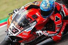 WSBK 2020: Marco Melandri ersetzt Leon Camier bei Barni-Ducati