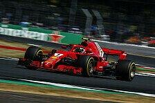 Formel 1 Silverstone, Räikkönen: Eine Kurve verhindert Pole
