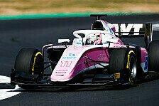 Formel 2 2018: Großbritannien GP - Rennen 13 & 14