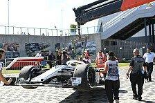 Formel 1: DRS-Crash & Boxen-Fail kosten Sauber ganz neue Höhe