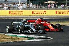 Formel 1: Vettel gewinnt Silverstone-Thriller, Hamilton Zweiter