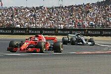 Formel 1 Silverstone Reifen: Topteams fast einig
