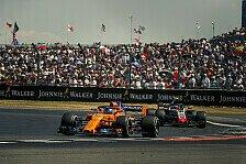 F1, Alonso hat wieder Stress mit Magnussen: Kritik an Stewards