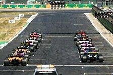Formel 1 Regeln 2019: FIA passt Gridstrafen an & gibt CFD frei