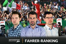 Formel 1, Fahrerranking England: Vettel holt absolute Mehrheit