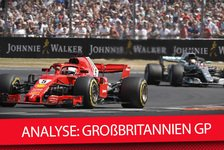 Formel 1 - Video: Formel 1 2018: Großbritannien Grand Prix Analyse