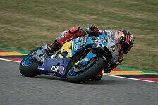 MotoGP Sachsenring - Stefan Bradl: Kein Blumentopf zu gewinnen