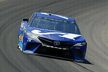NASCAR Kentucky Night Race: Martin Truex Junior siegt überlegen
