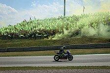 MotoGP - Hiobsbotschaft für Sachsenring: Keine Events bis 31.8.