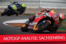 MotoGP - Video: MotoGP Sachsenring 2018: Der Deutschland-GP in der Analyse