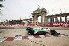 IndyCar: Binder gelingt in Toronto der Sprung in die Top-20