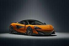 McLaren präsentiert neues Modell 600LT in Goodwood