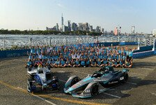 Formel E New York Top-8: Die Stories hinter den besten Fotos