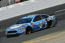NASCAR Loudon: Kevin Harvick siegt auf der Magic Mile