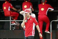 Formel 1, Sebastian Vettel über Crash: Nur kleiner Fehler