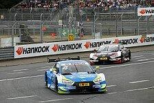 DTM Brands Hatch: So funktionieren die Reifen auf dem GP-Kurs