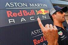 Formel 1, Red Bull: Siegchancen in Ungarn, aber kein Favorit