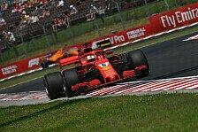 Formel 1, Vettel fährt Frust weg: Gut, dass ich Aufgabe habe