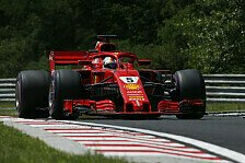 Formel 1 Ungarn 2018: Vettel-Rekord, Mercedes fliegt doppelt ab