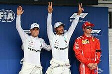 Formel 1 2018: Ungarn GP - Samstag
