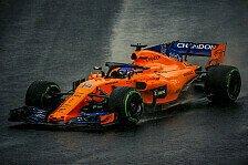 Formel 1, Alonso genervt: Übertragung seines Funks stört ihn